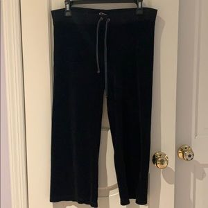 Juicy Couture Black Pants Petite/ Small